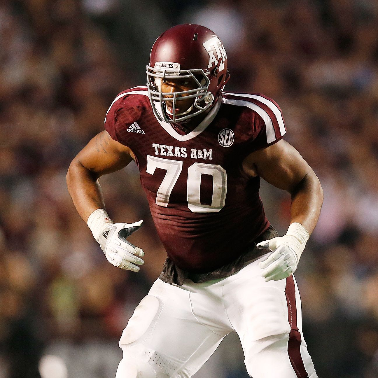 Sam Whitelock Breaks A Tackle: Texas A&M Aggies Position Battles To Watch: Right Tackle