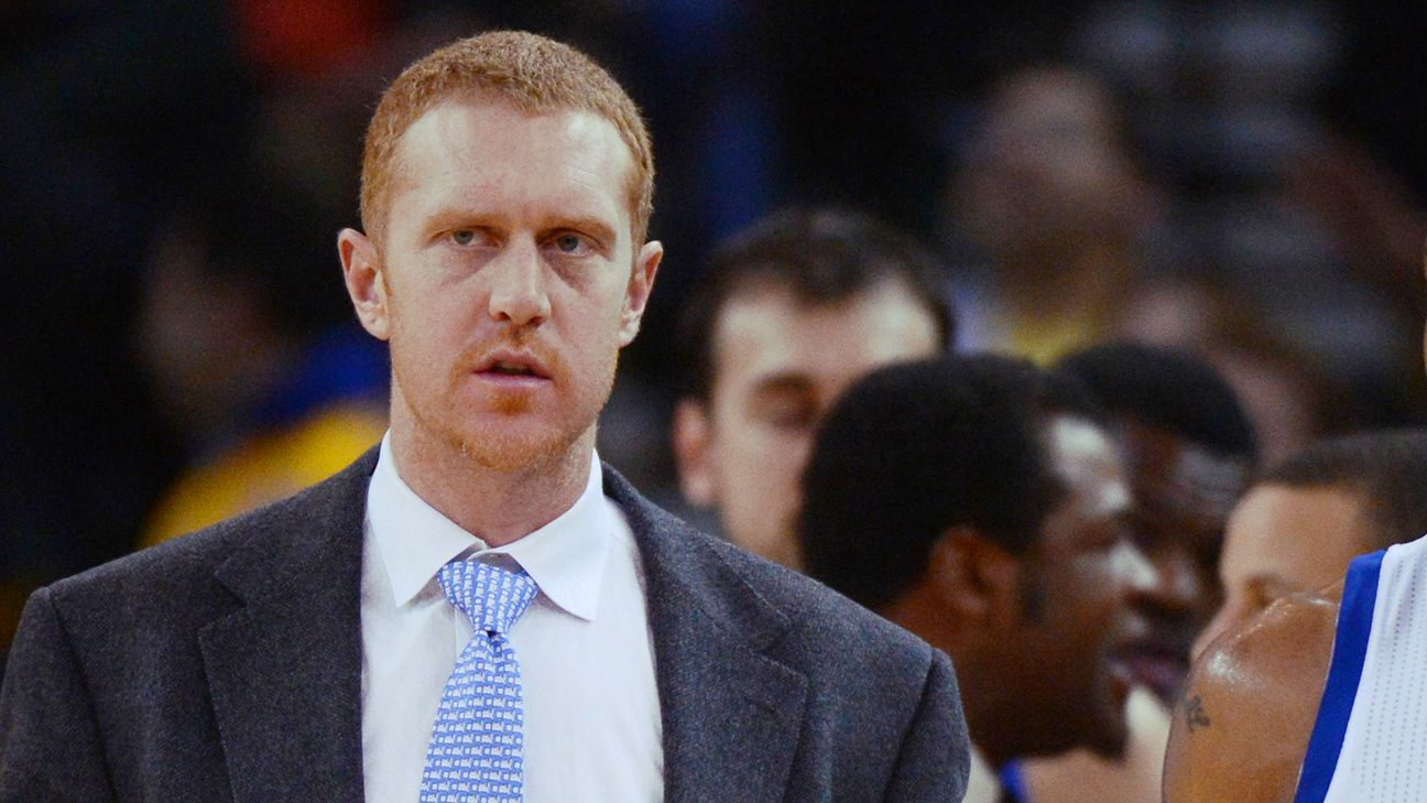 Golden State Warriors reassign assistant Brian Scalabrine ...