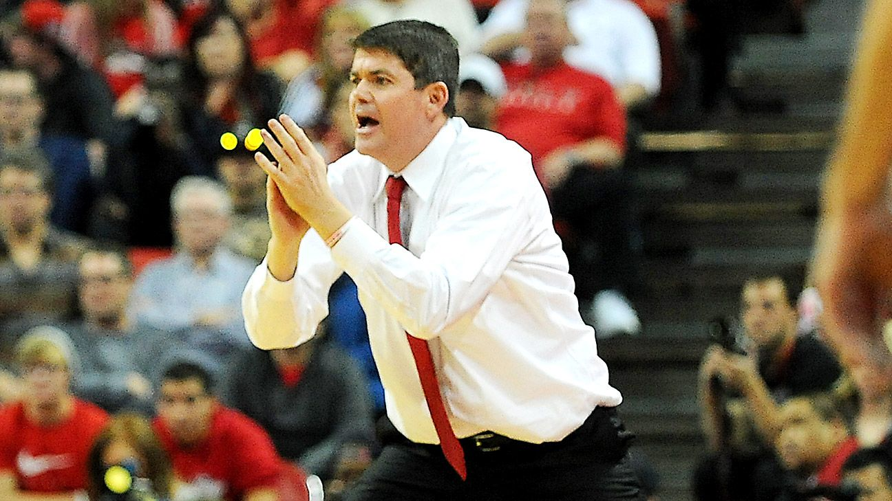 Dave Rice staying at UNLV