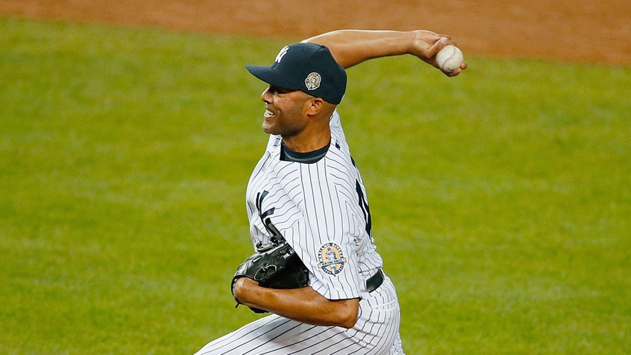 Awards named after retired closers