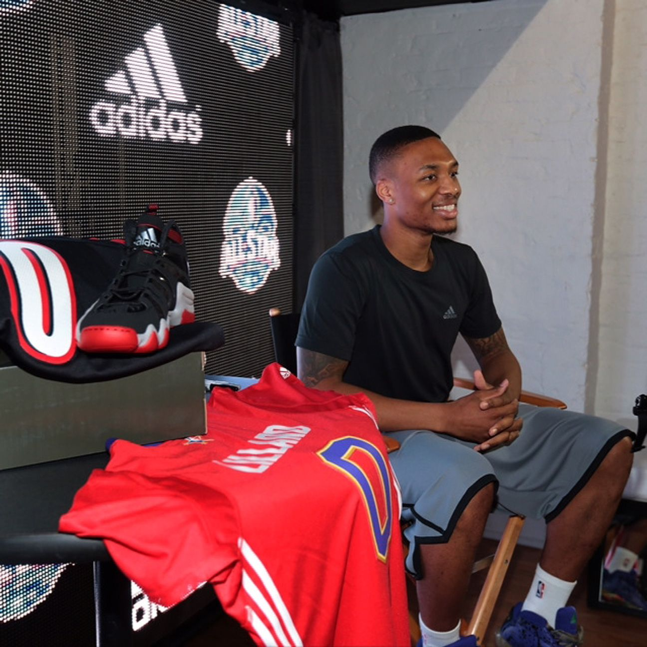 Damian Lillard's New Adidas Deal May Be Worth Up To $100M
