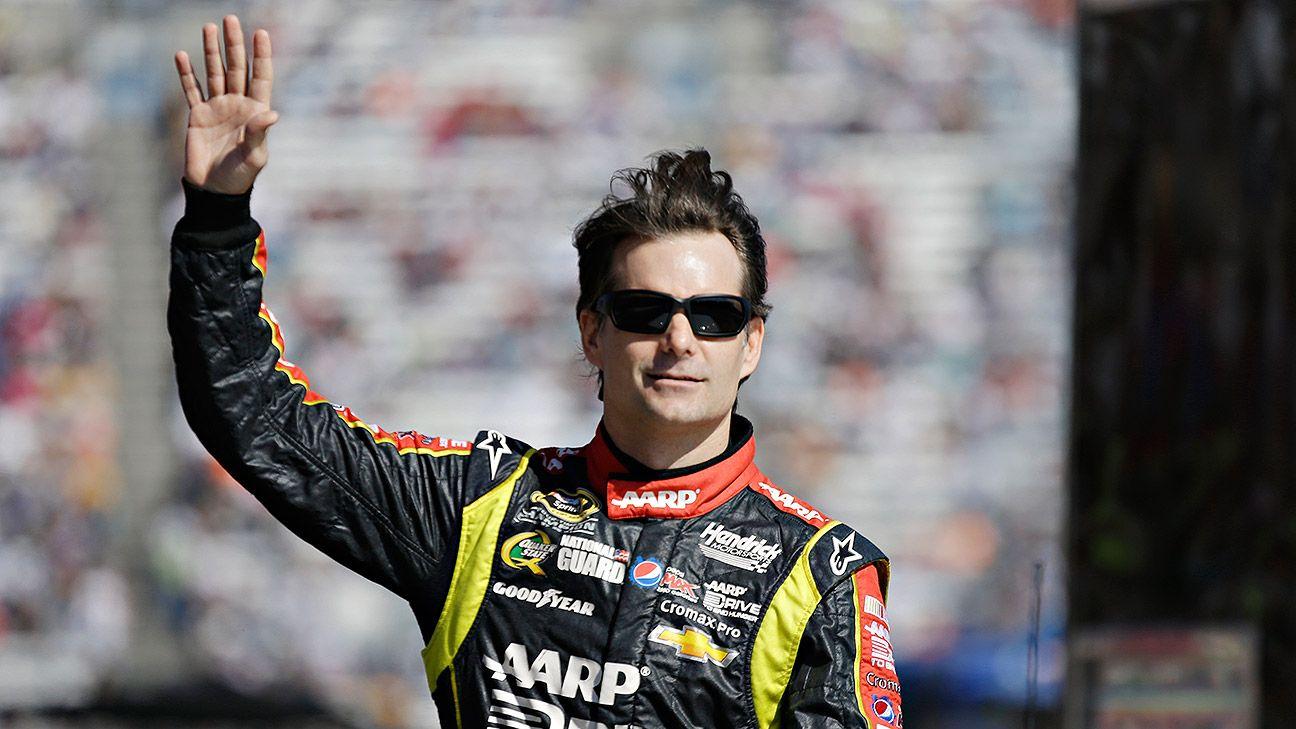 Gordon headlines NASCAR's 2019 HOF class