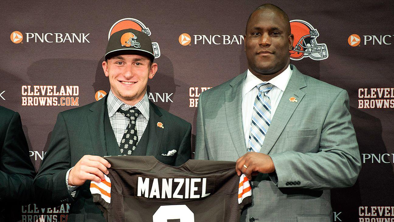 GM: Johnny Manziel doing fine