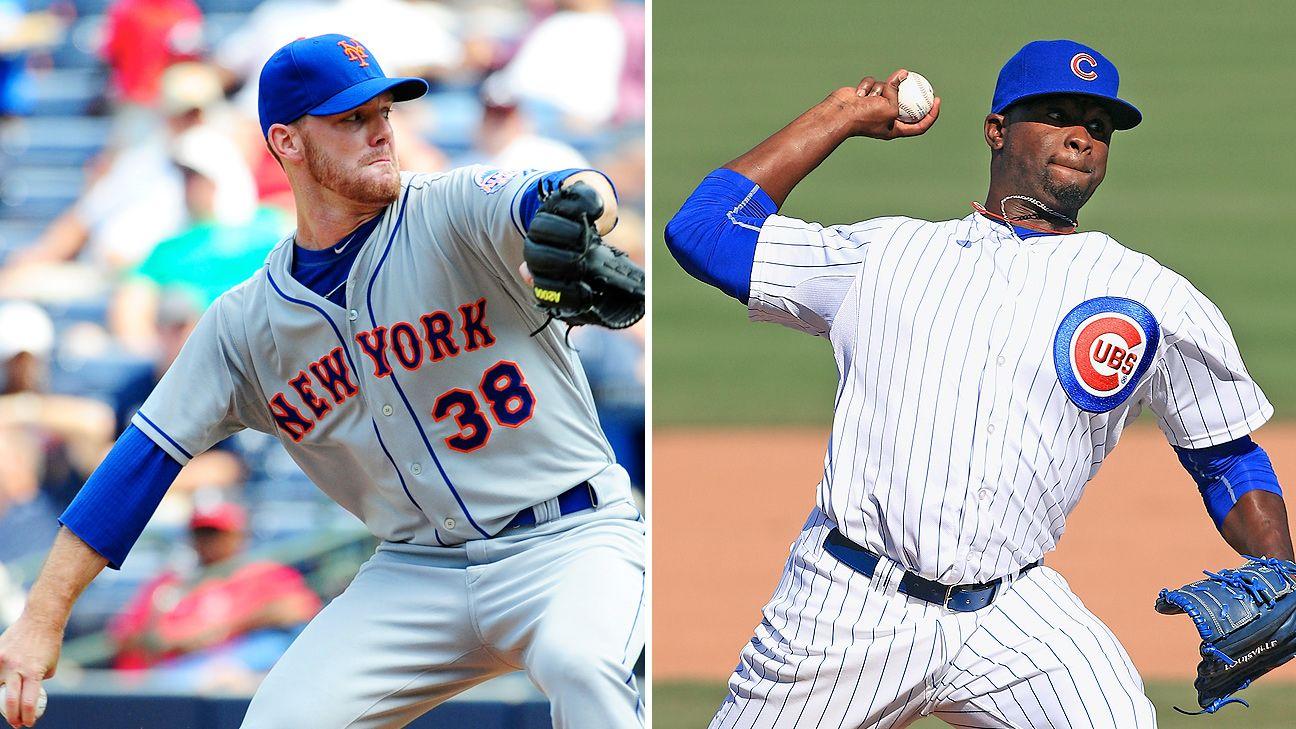 Fantasy Baseball - Arodys Vizcaino, Victor Black among top ...