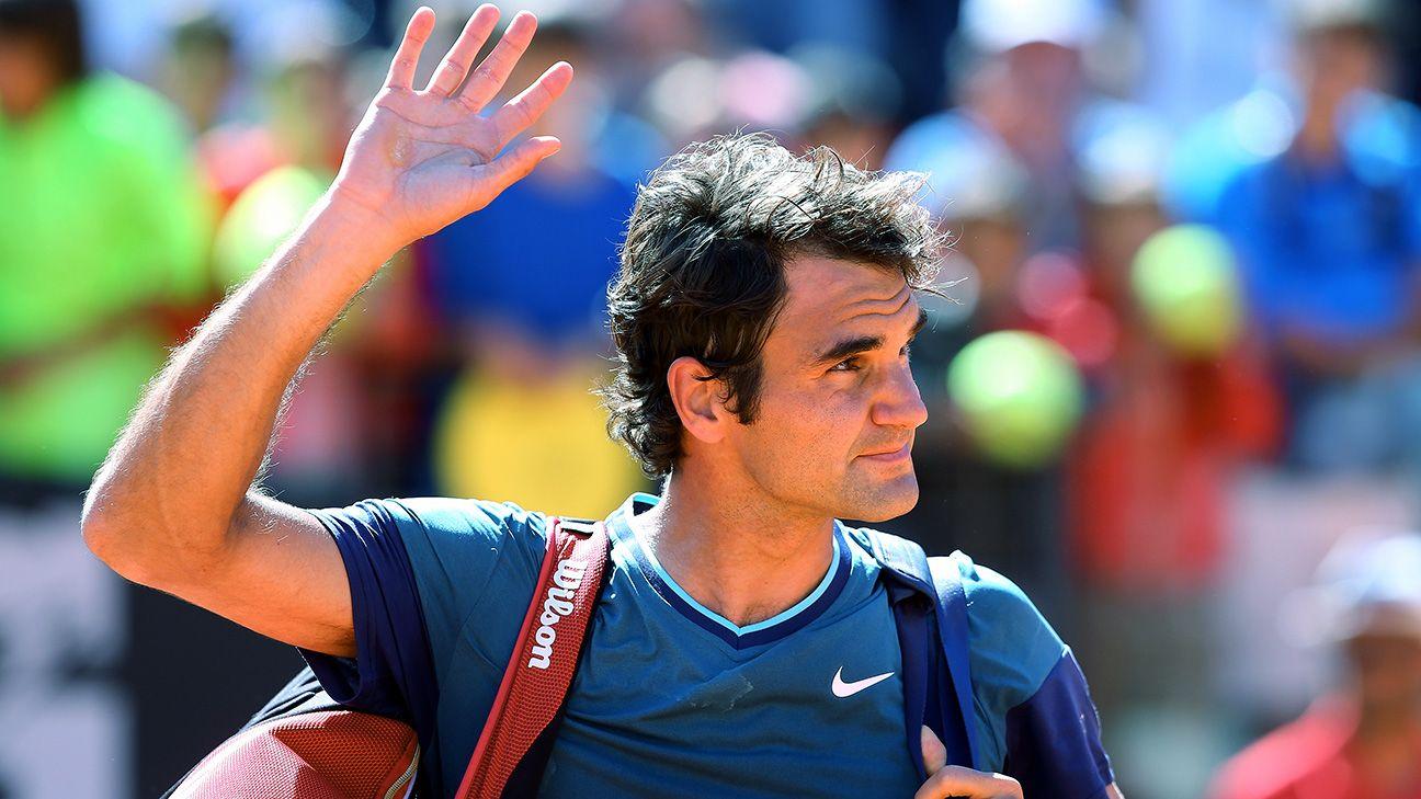 Roger Federer upset at Italian Open