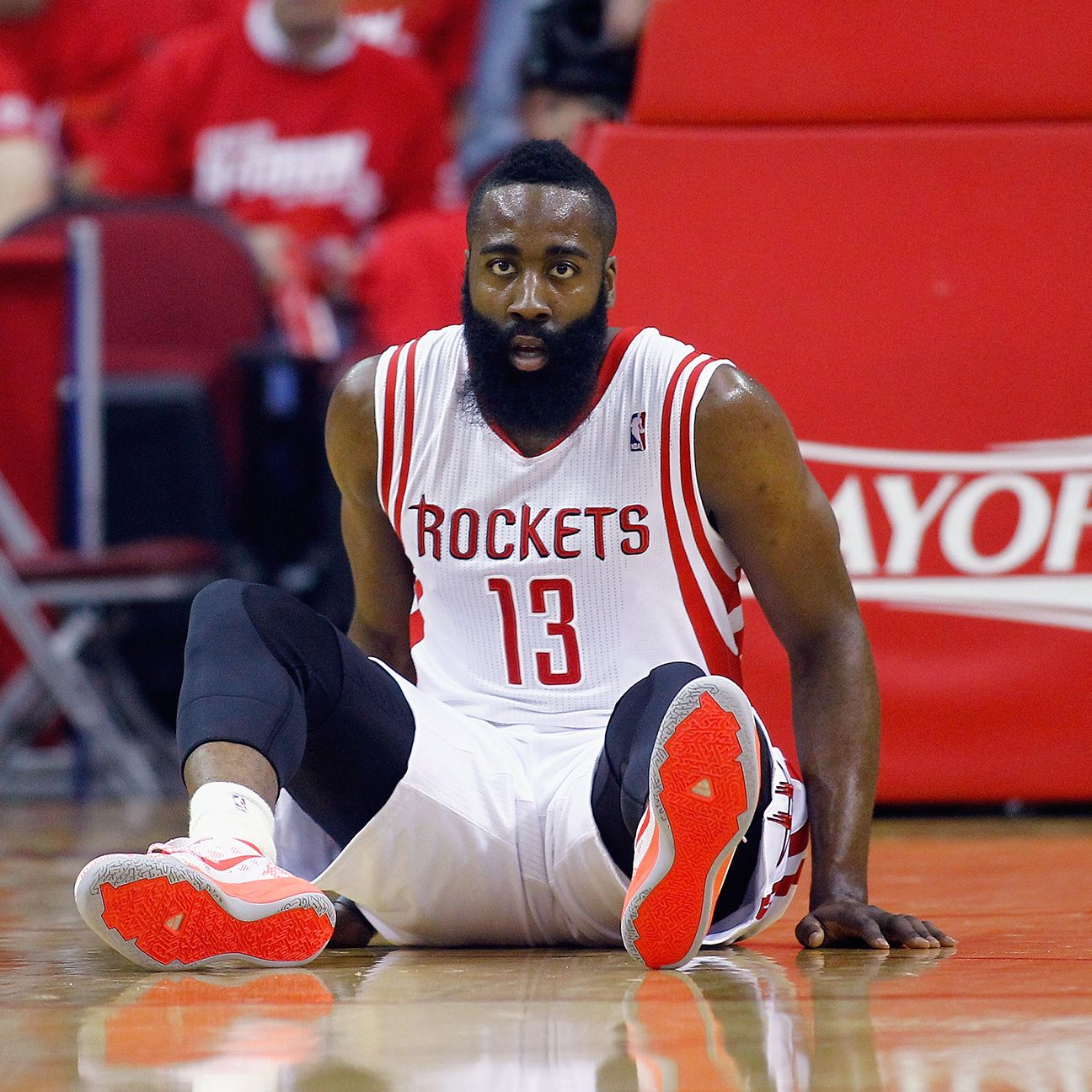 James Harden Free Agency: James Harden An Errant All-NBA Selection