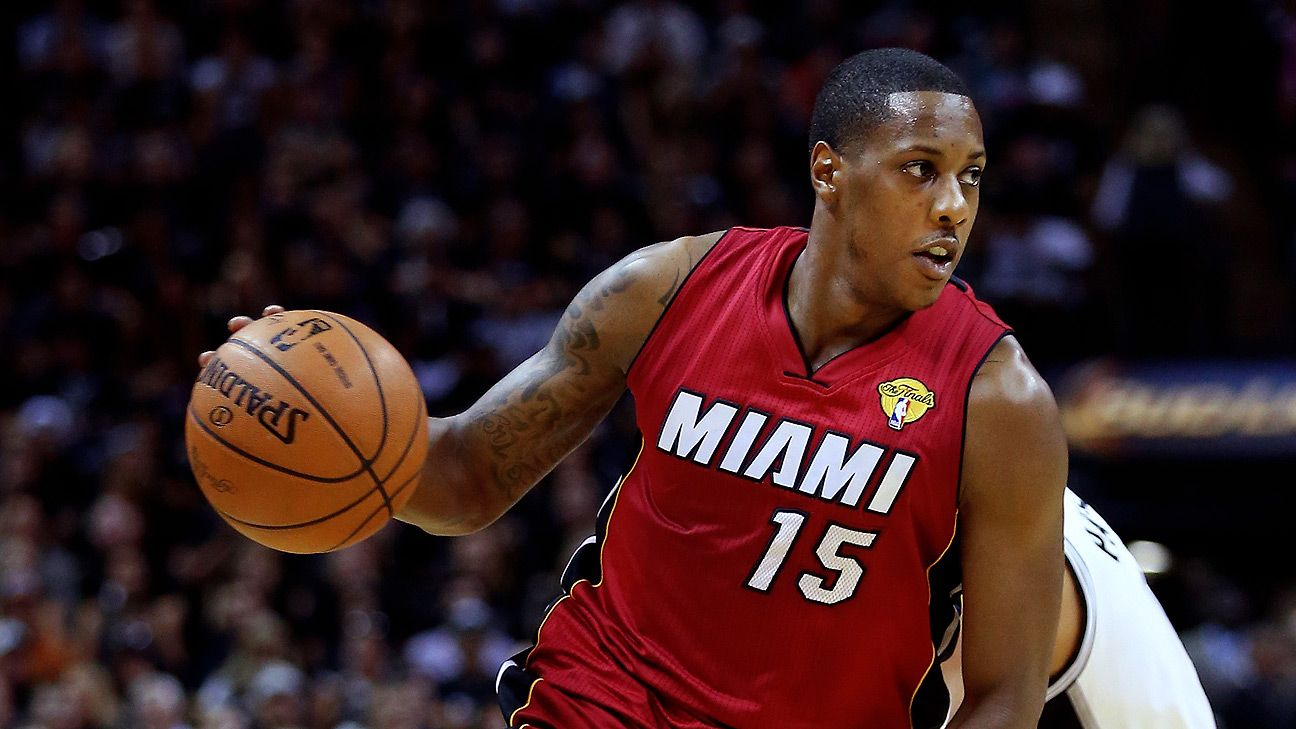 Mario Chalmers Nba Finals Stats | All Basketball Scores Info