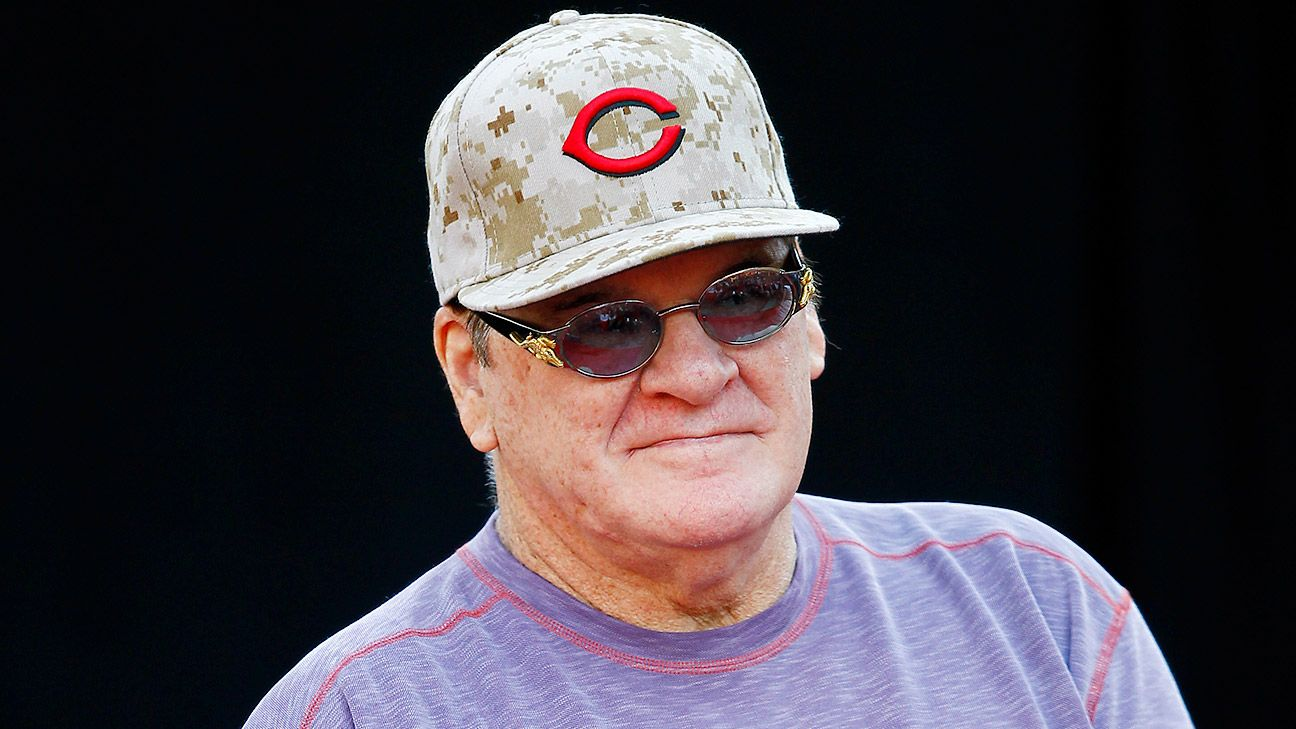 Pete Rose to manage for 1 day