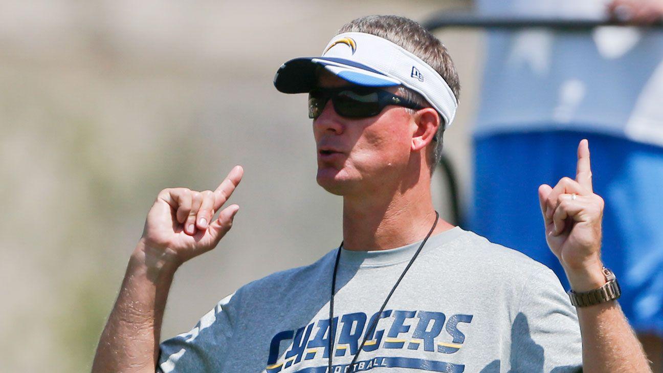Denver Broncos make former San Diego Chargers coach Mike McCoy team's offensive coordinator