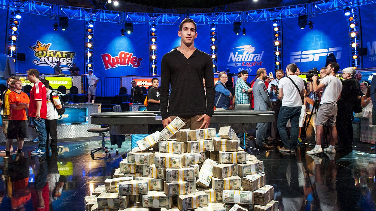 One drop poker 2018 results