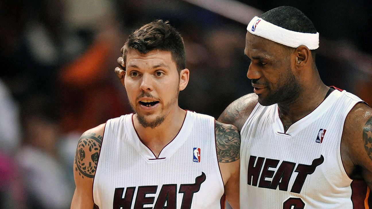 Mike Miller wants Ray Allen on Cavs