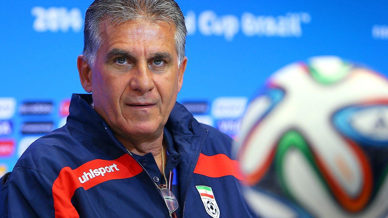 Carlos Queiroz Algeria