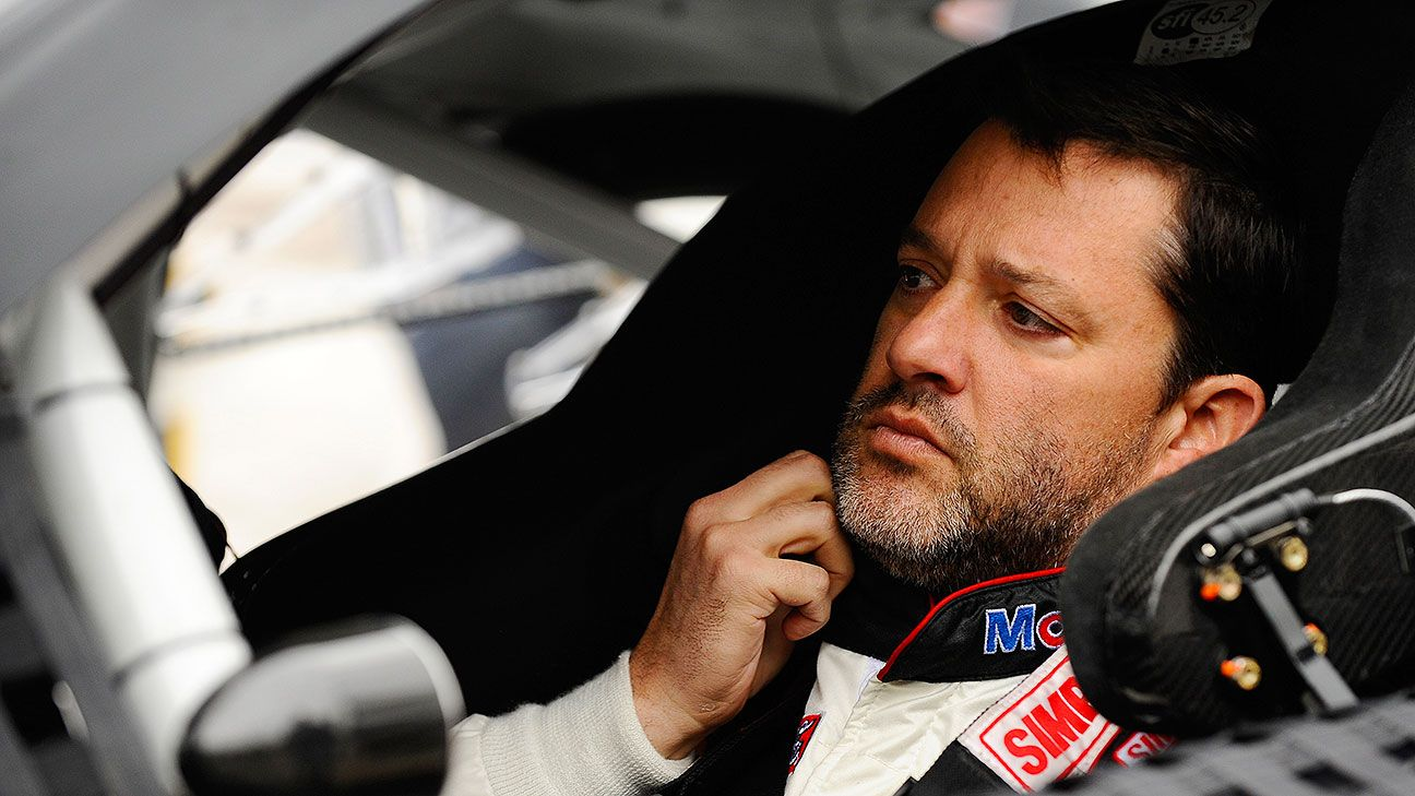 No timetable for Tony Stewart return