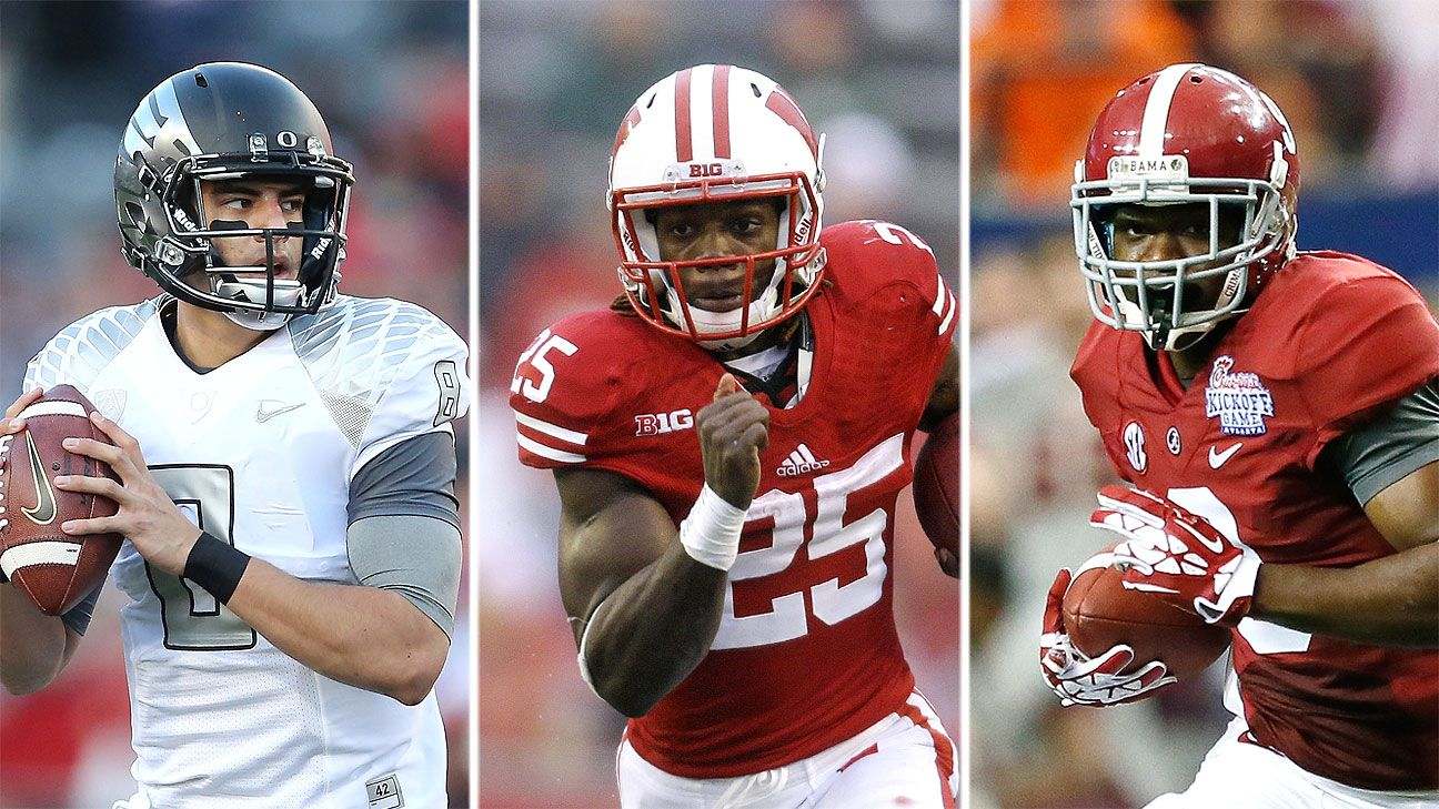 Ranking The Top 32 Prospects Entering College Football