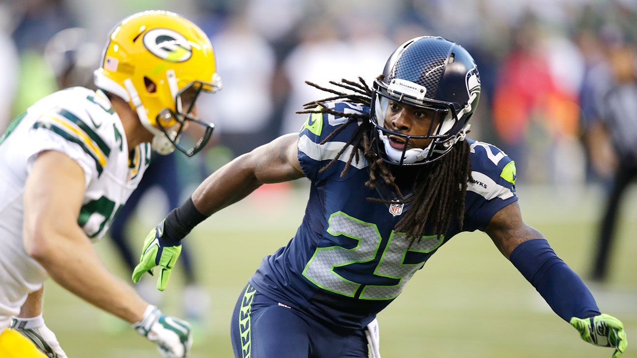Richard Sherman: 'I need the ball'