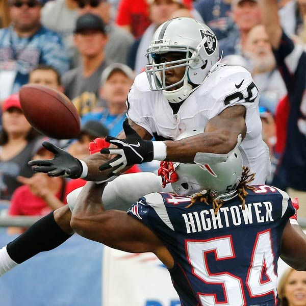 Nfl1000 Rookie Review From Week 9: New England Patriots 2nd-quarter Review: Dont'a Hightower