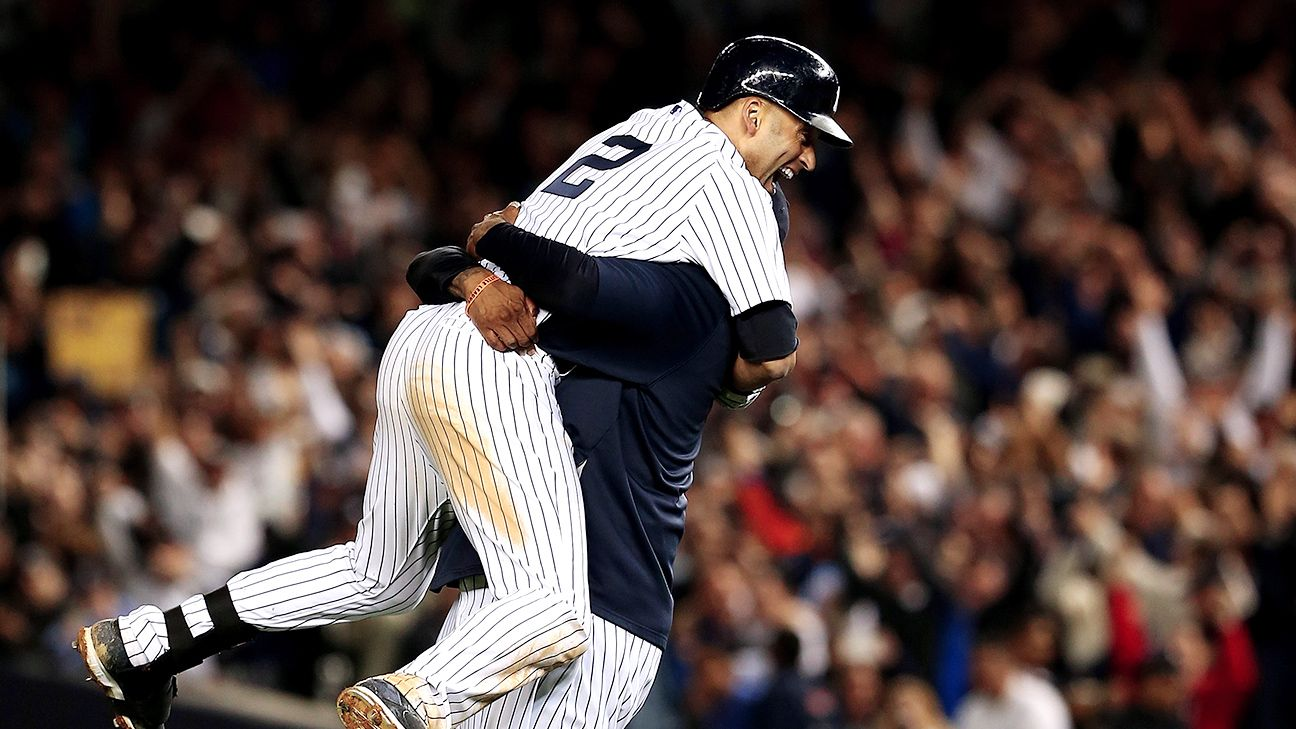 Jeter scripts perfect end to Bronx tale