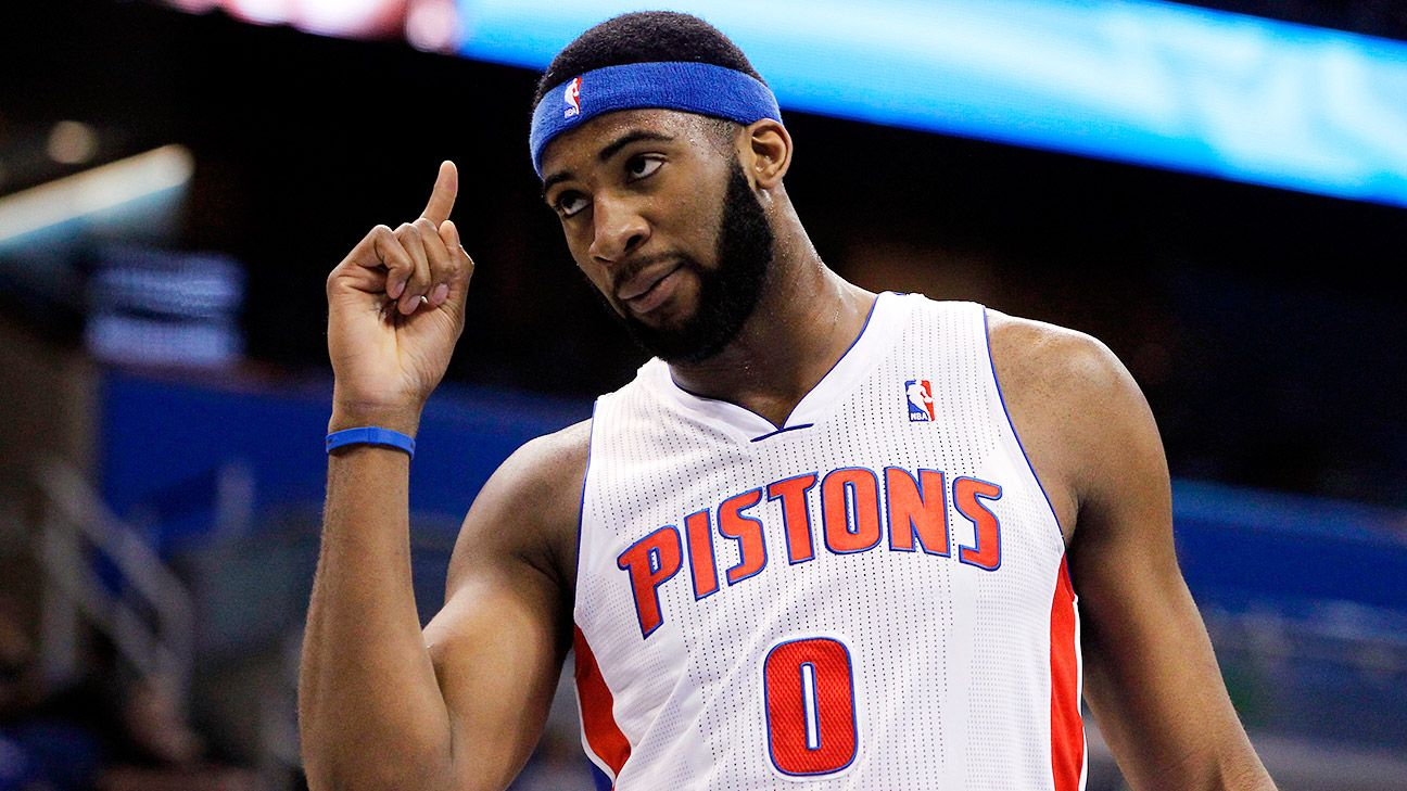 Image result for andre drummond pistons