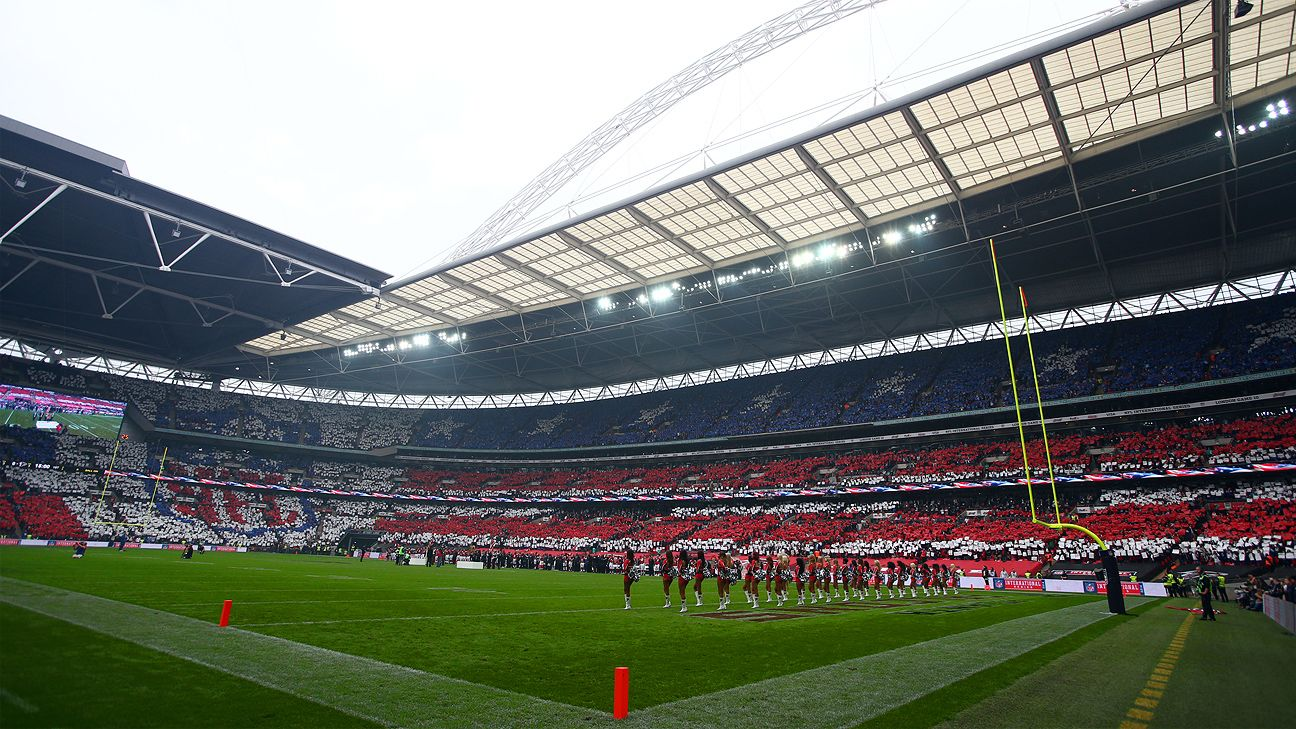 Report: NFL to up London games