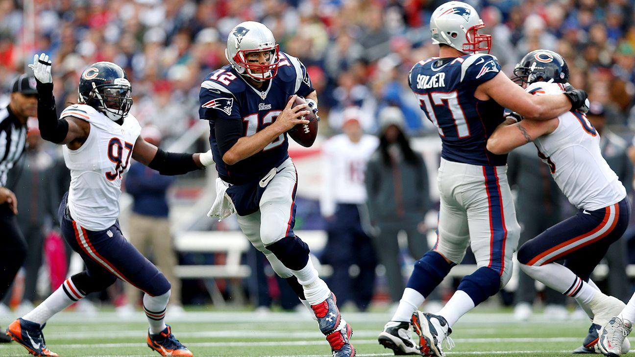 Report card: New England Patriots