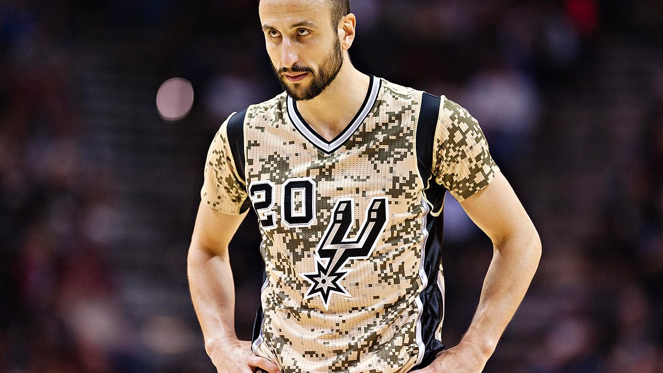 manu ginobili The spurs trailed the kings by 14 points midway through the fourth quarter vs the kings, but manu ginobili sparked a comeback that led to a 98-85 win, and with it the spurs are in the playoffs for the 21st.
