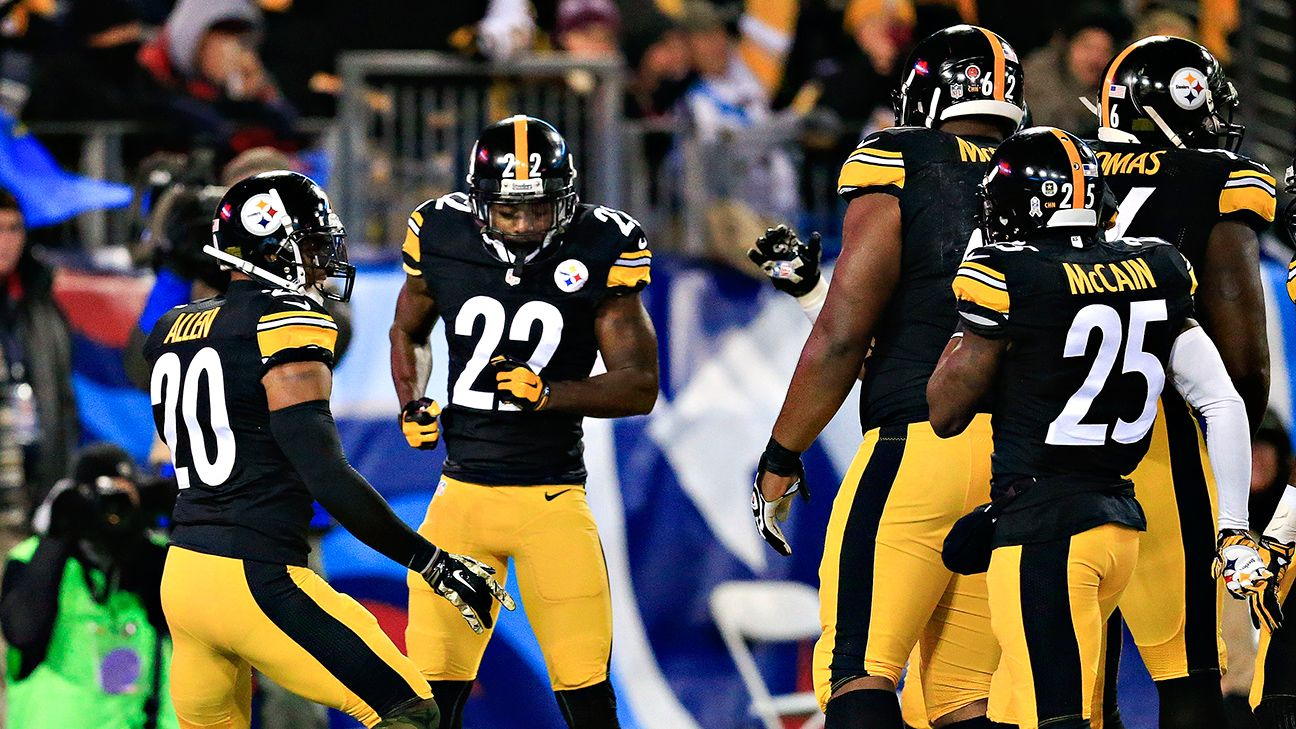 Will Gay Dance Taking Over In Pittsburgh Steelers Locker