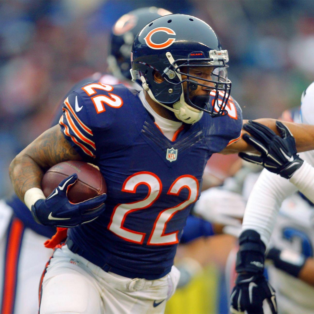 Chicago Bears Roster: Ranking The Bears' Roster: No. 2, Matt Forte