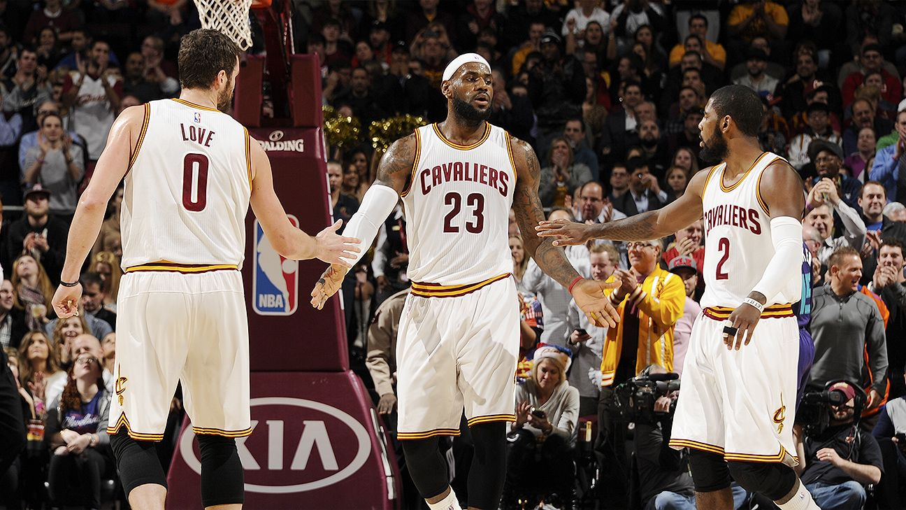 Cleveland Cavaliers player profiles for LeBron James ...