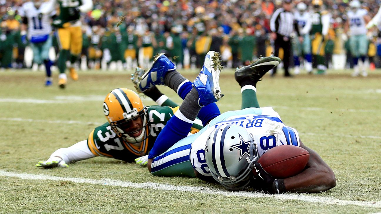 NFL competition committee was 'unanimous' that the call against Dallas Cowboys' Dez Bryant in a playoff game should have been ruled a catch