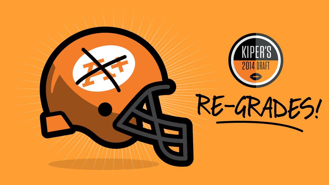 NFL - Mel Kiper's regrading of the 2014 NFL draft