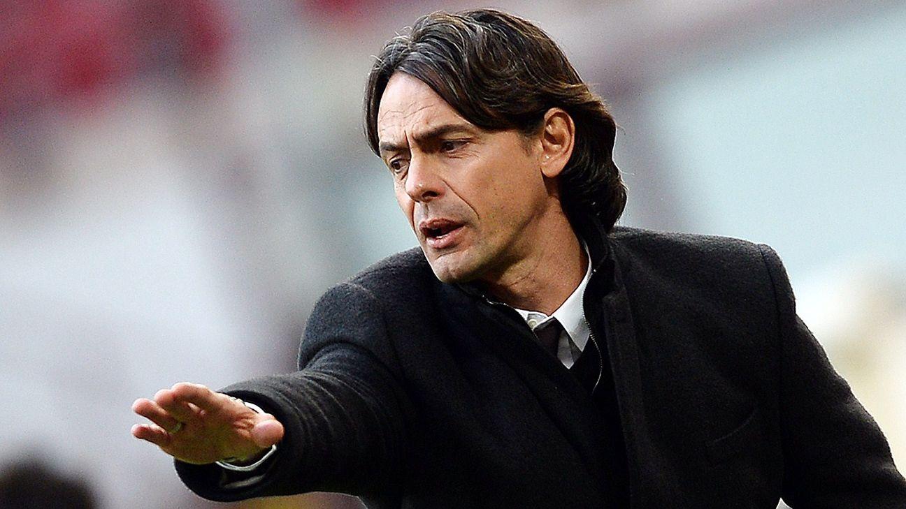 Filippo Inzaghi to keep AC Milan job despite Coppa Italia Lazio