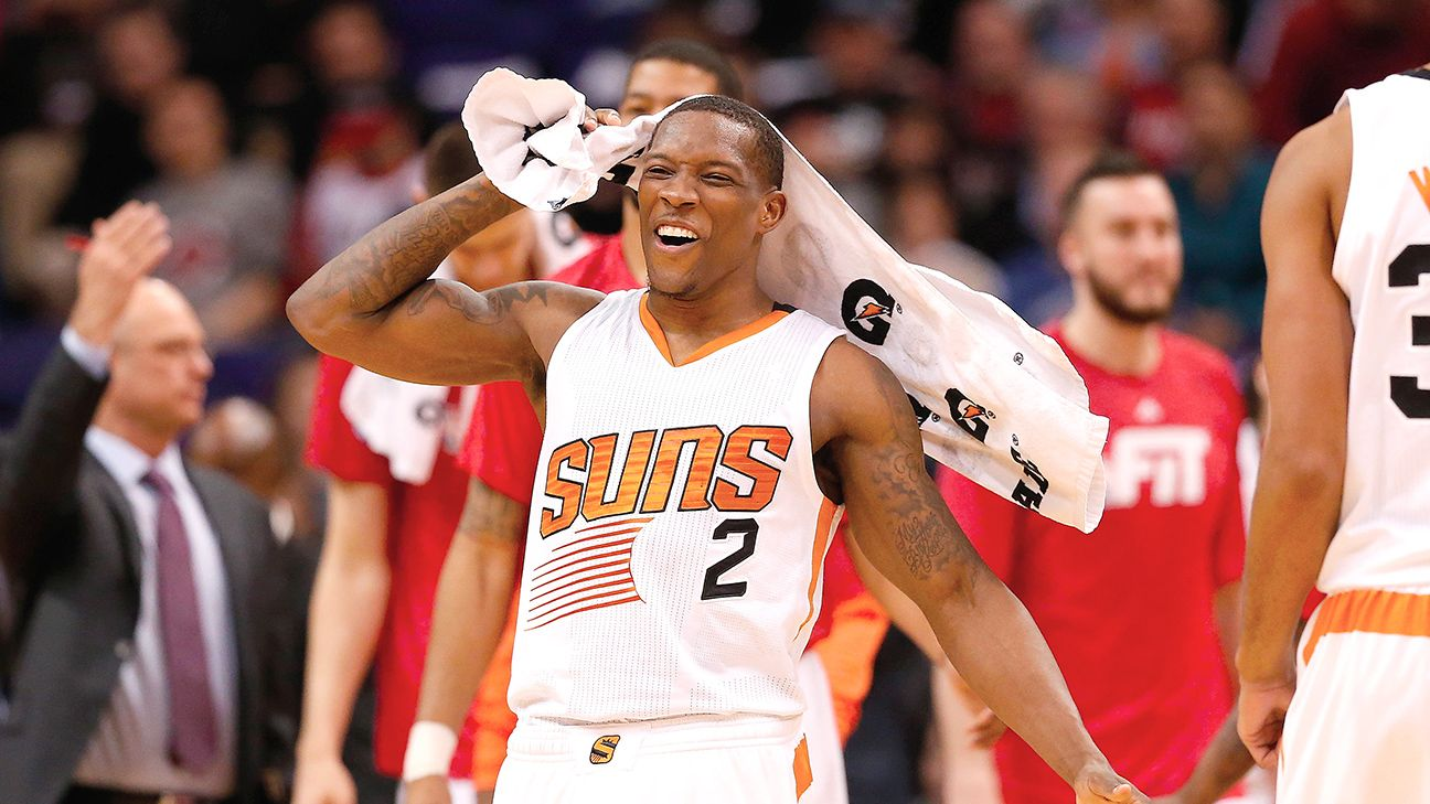 NBA - Phoenix Suns player profiles
