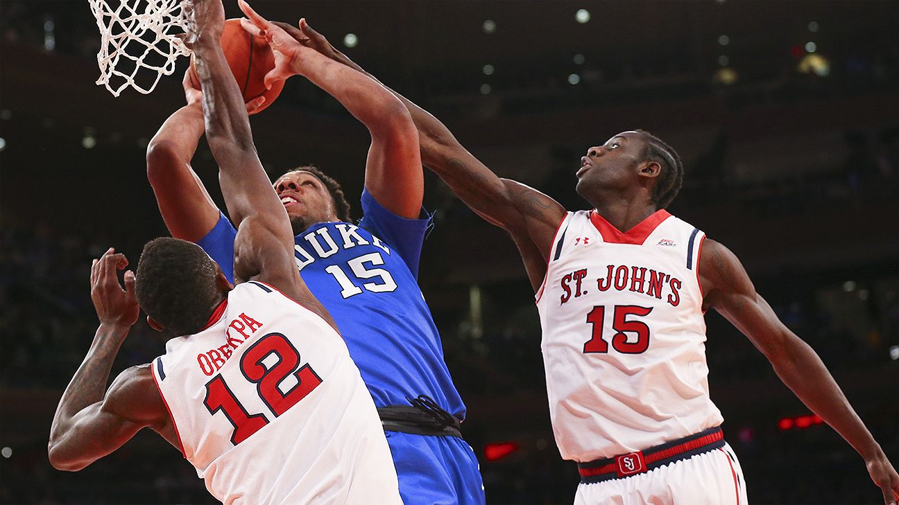 St. John's falls short vs. Duke, Coach K