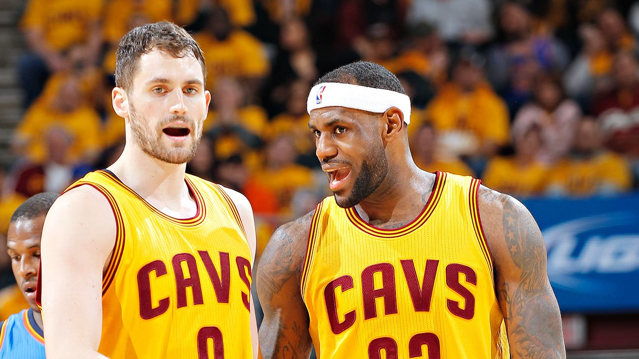 Kevin Love: Helping in other areas