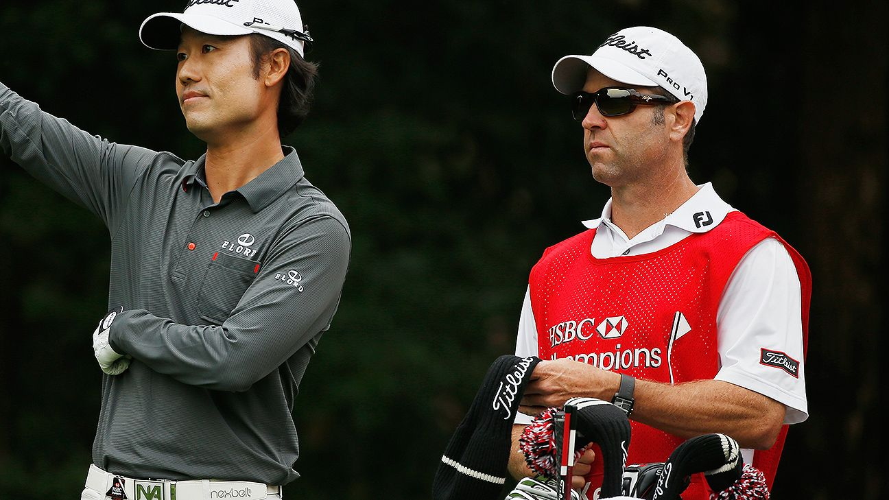 pga tour caddies sue over wearing bibs with logos