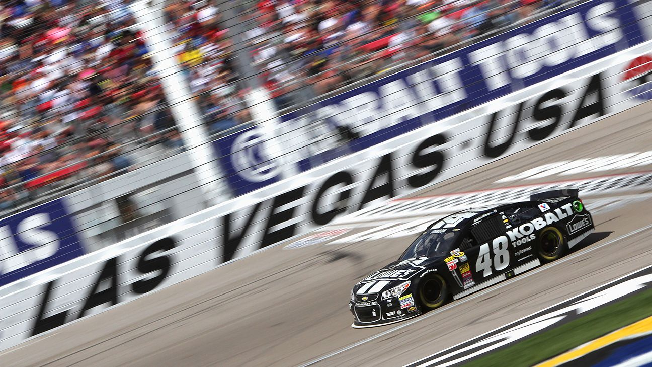 Las vegas motor speedway to get second nascar cup race in 2018 for Nascar experience las vegas motor speedway