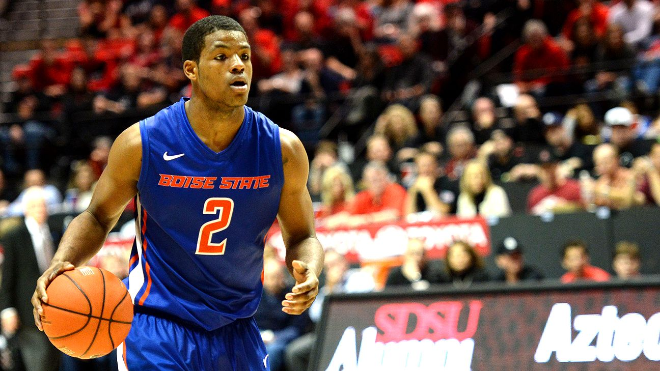 2015 NCAA Tournament Bracket Projections -- Boise State Broncos