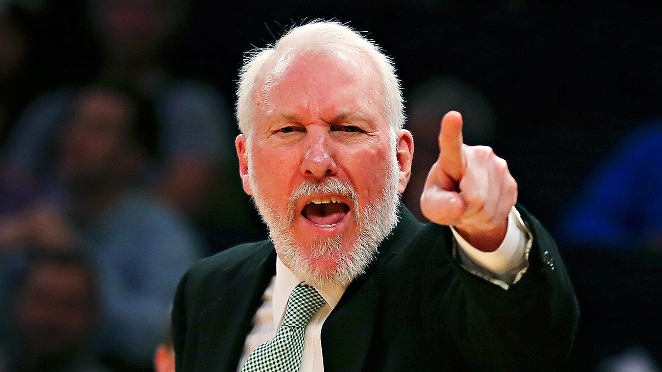 San Antonio Spurs coach Gregg Popovich rips team after loss to New York Knicks