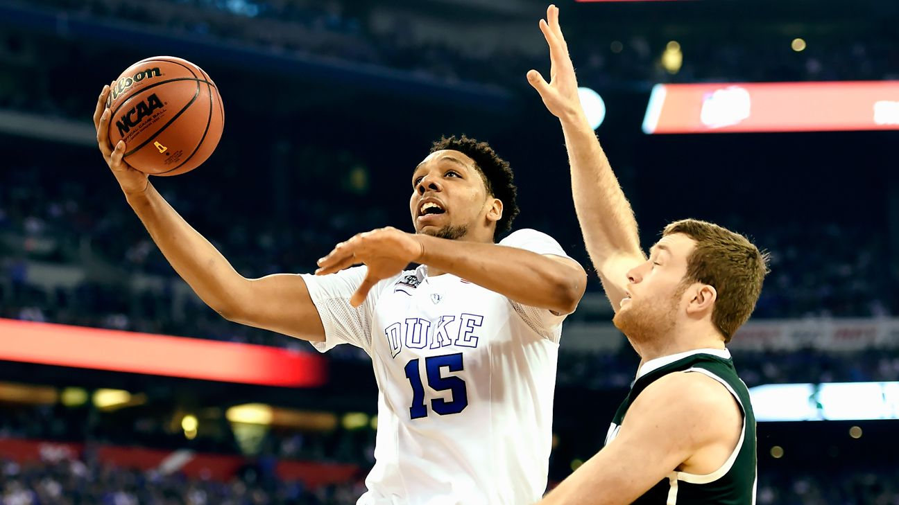 Jahlil Okafor: 'Hype about No. 1 is more for the fans'