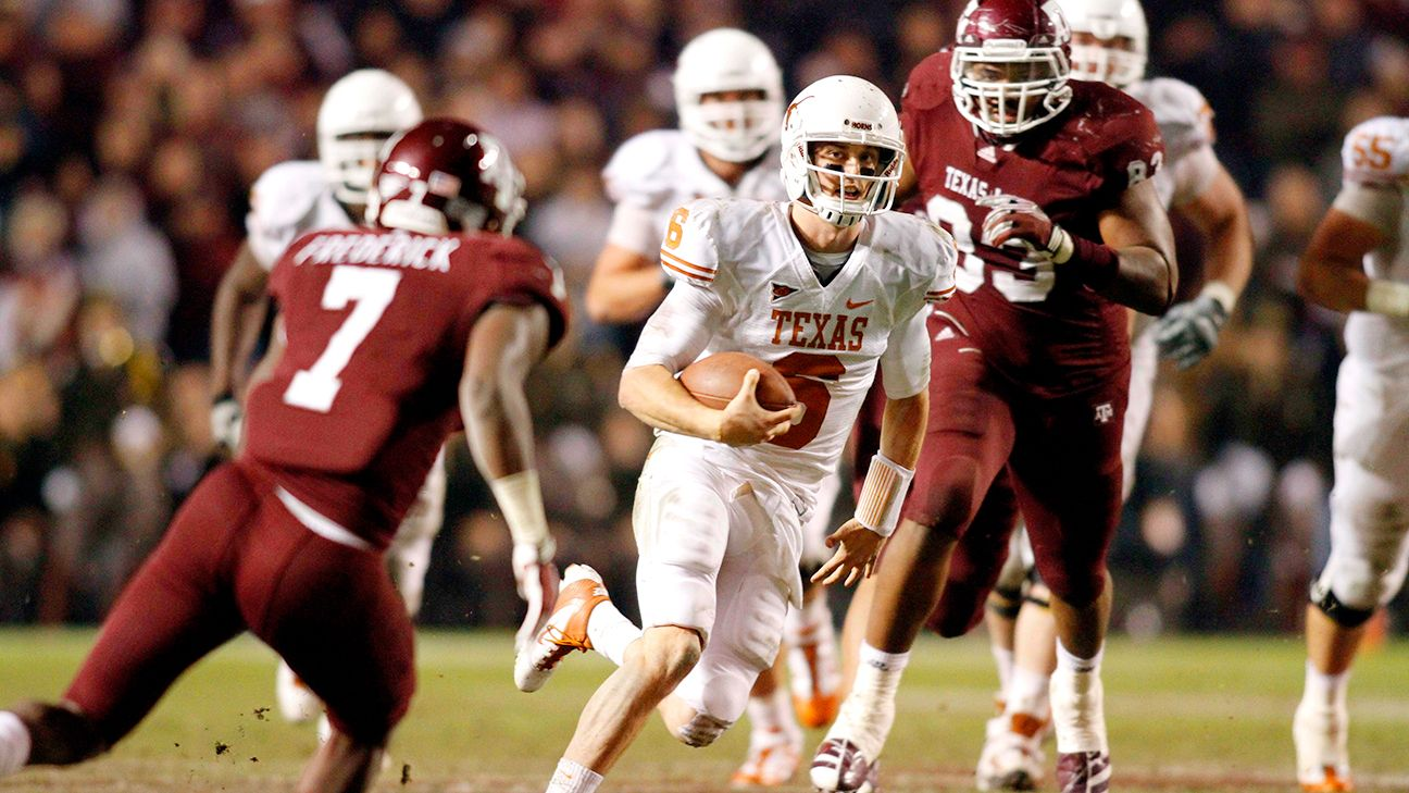 Aggies on Longhorns' proposal: 'We're booked 10 years out'