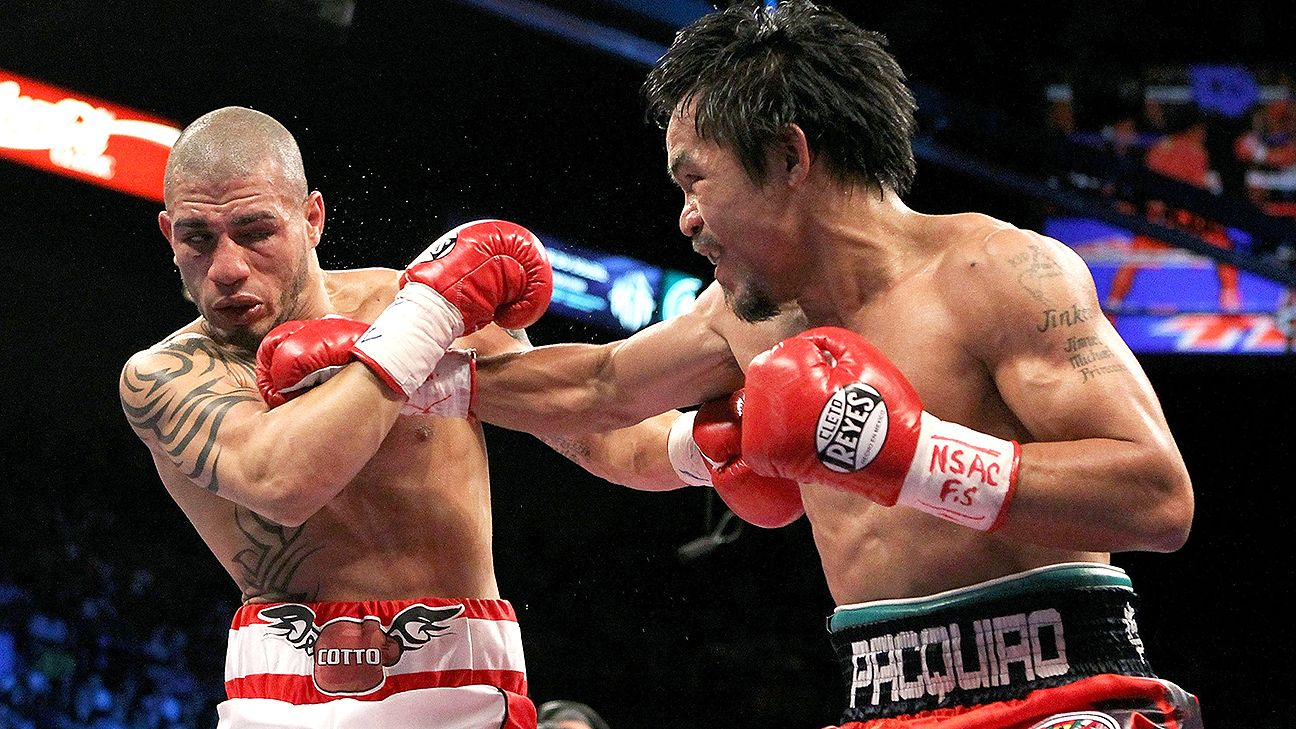 Common opponents break down Mayweather-Pacquiao