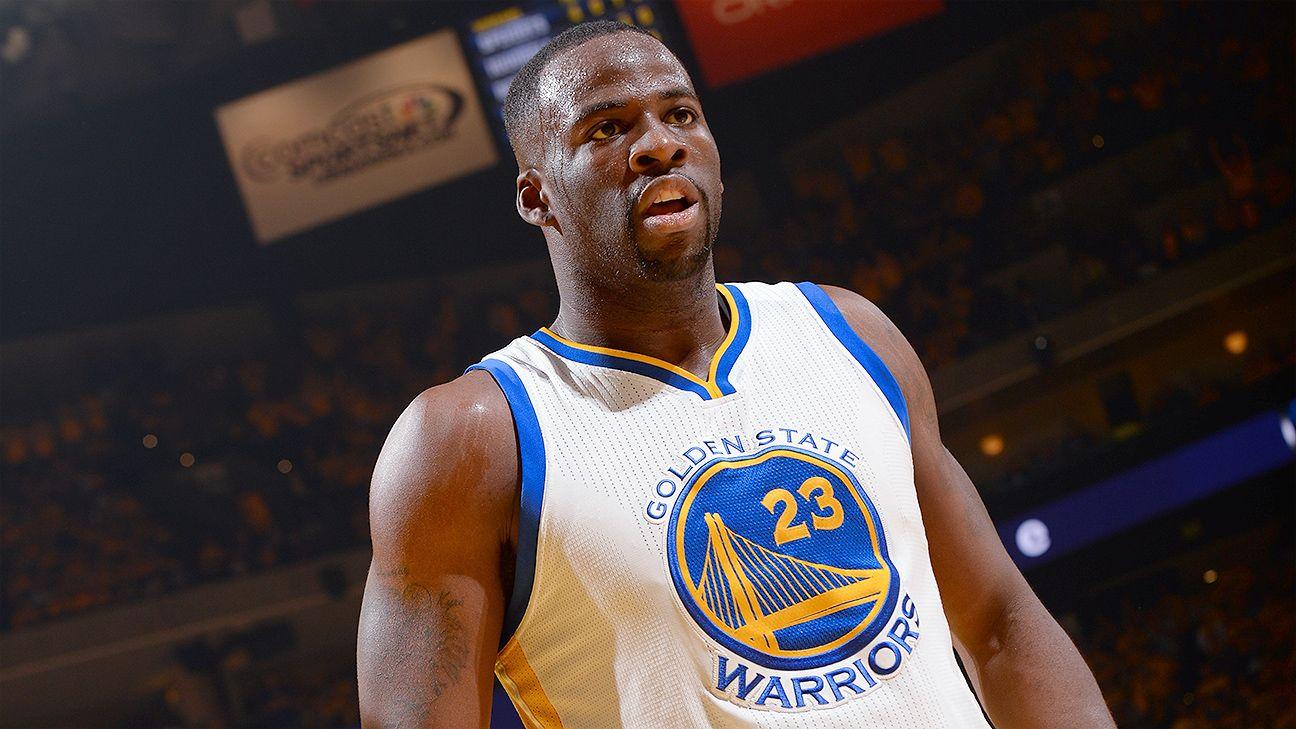 Golden State Warriors forward Draymond Green returns to ...