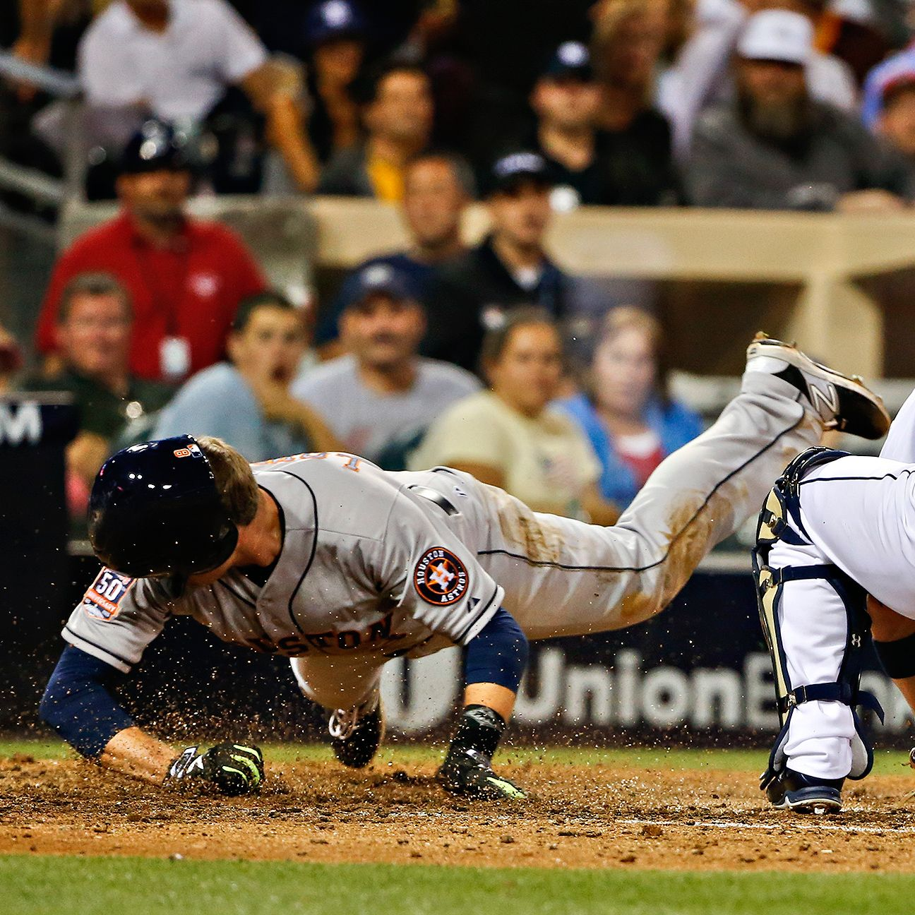 Houston Astros hold CF Carlos Gomez out of Game 1