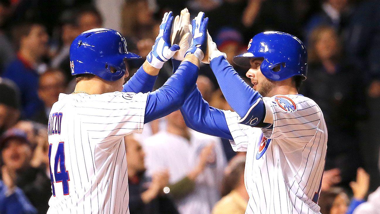 Jake Arrieta was good, Kris Bryant even better in Chicago Cubs' win