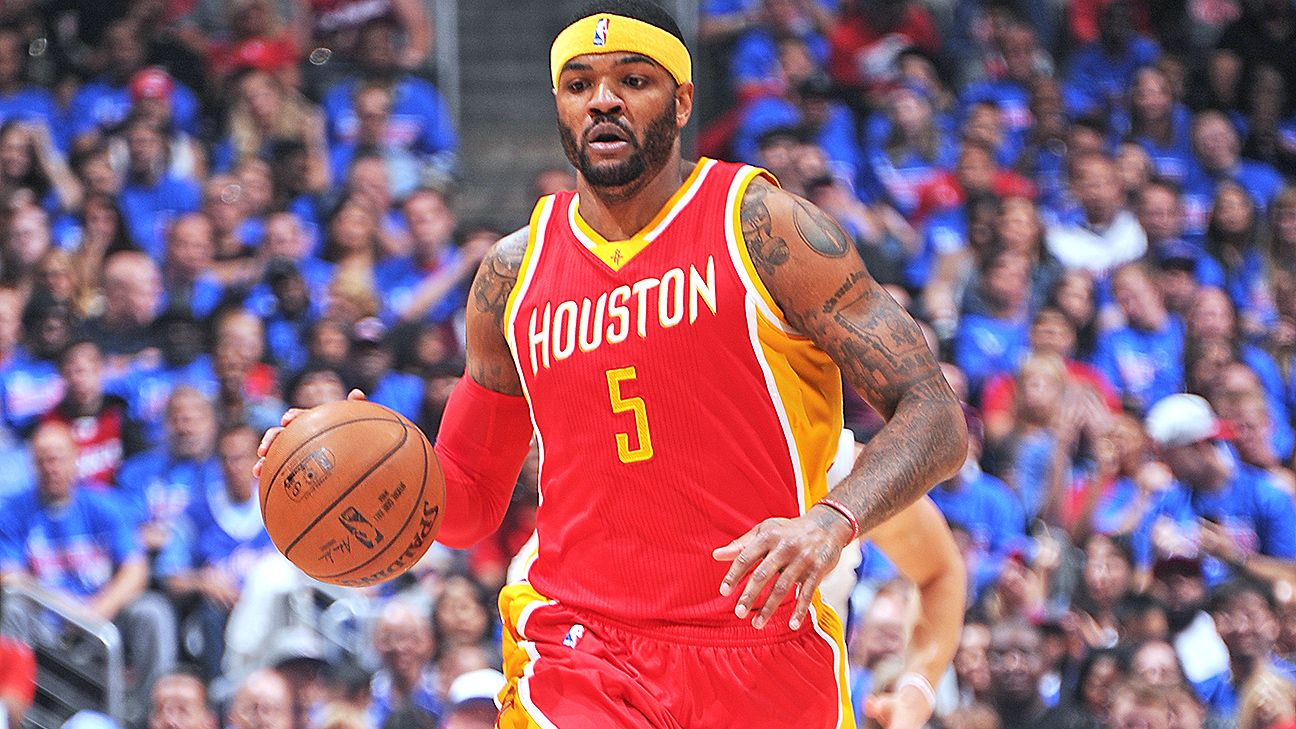 Houston Rockets move Josh Smith into starting lineup for ...