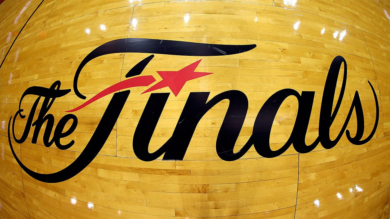 Seven-day break prior to NBA Finals to set shared record ...