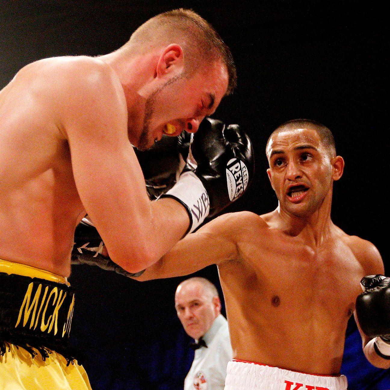 Doping Ban Upheld Against British Boxer Kid Galahad