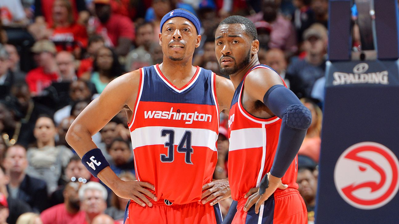Paul Pierce opts out of contract with Washington Wizards