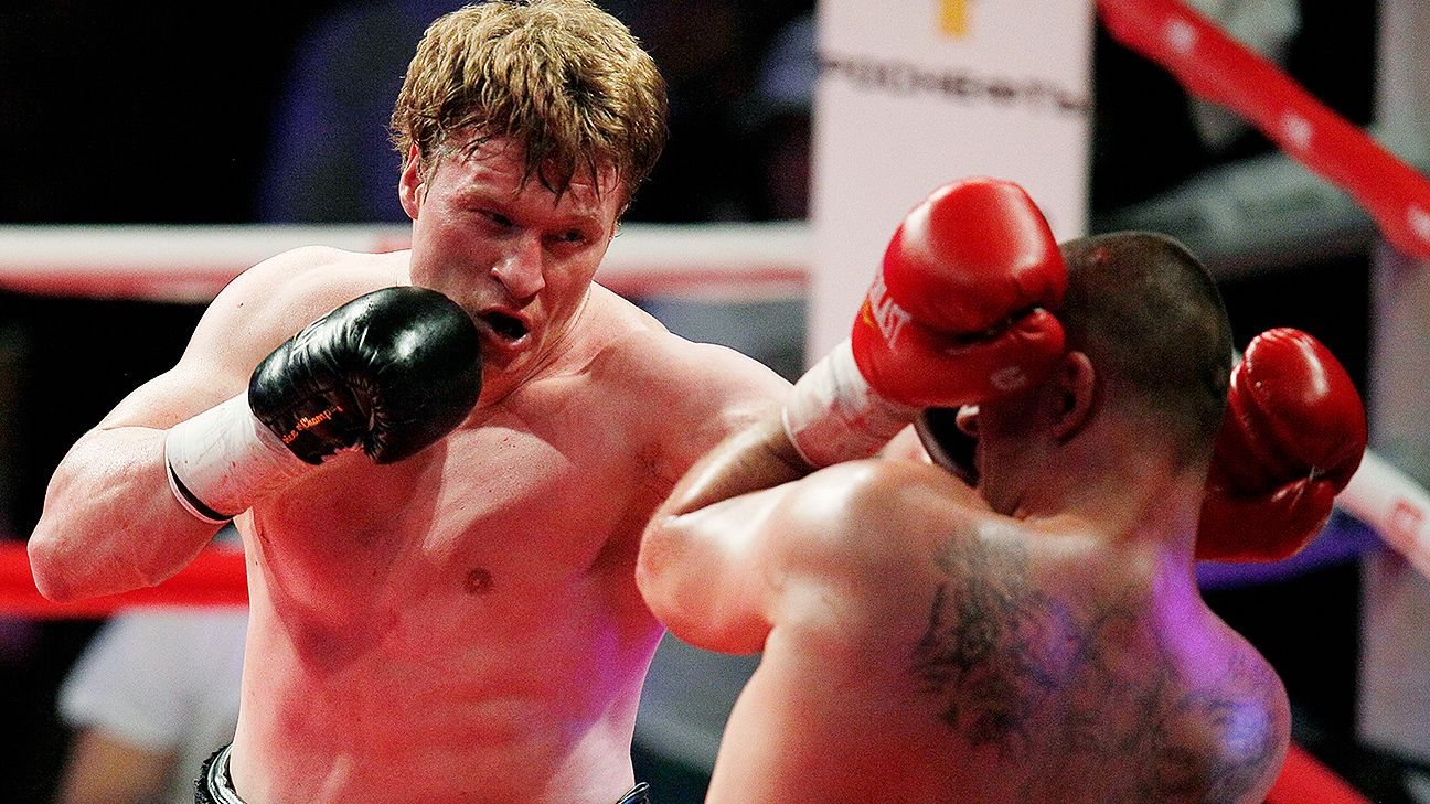 Russian heavyweight Alexander Povetkin tests positive for meldonium; fight in question