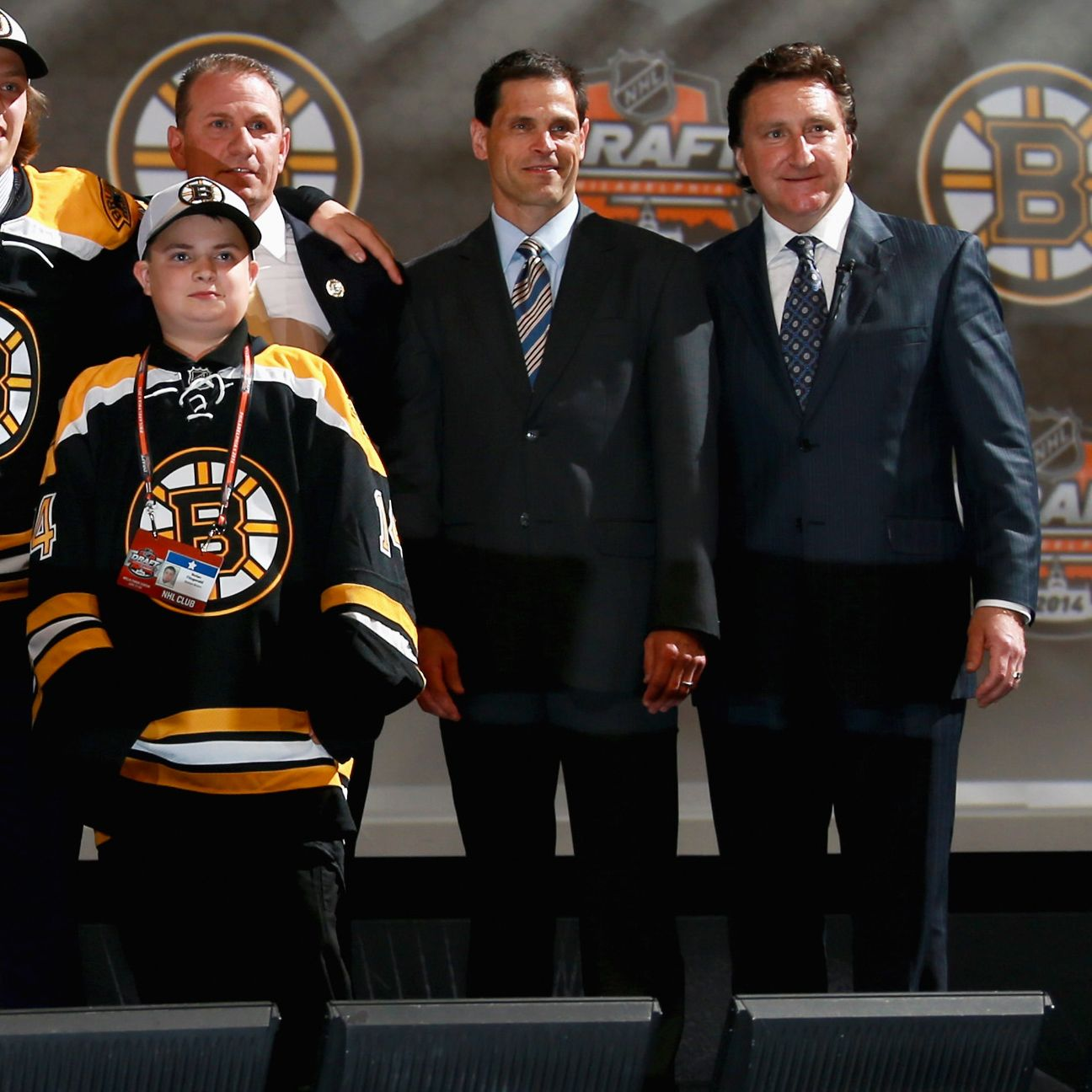 Don Sweeney Named General Manager Of Boston Bruins